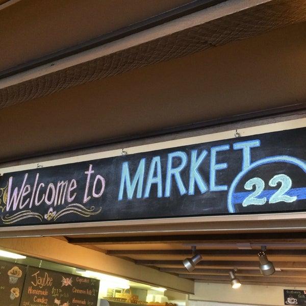 Photo taken at Market 22 by Travis on 11/29/2013