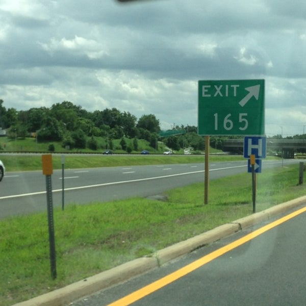 Photos at Garden State Parkway Exit 165 - Road in Paramus