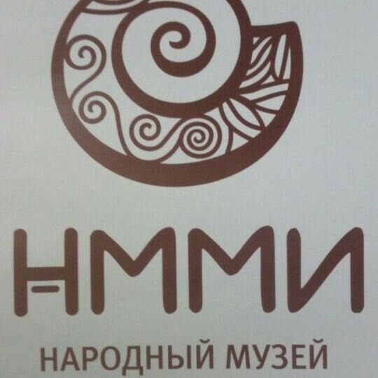 Снимок сделан в Народный Музей Музыкальных Инструментов пользователем Vyacheslav B. 11/14/2015