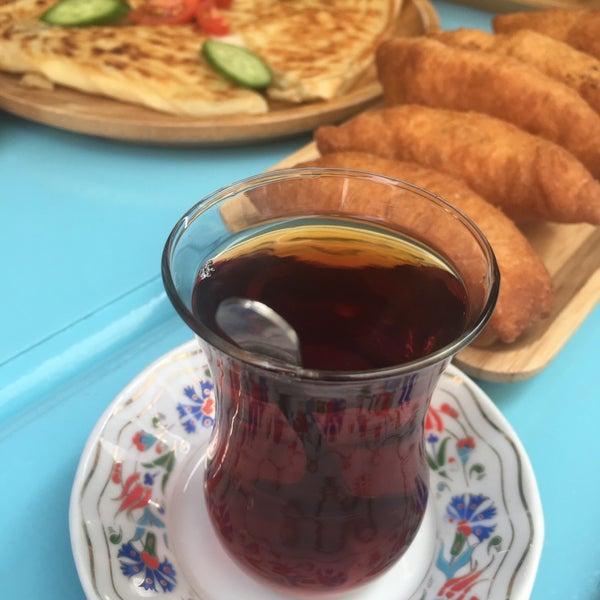 2/25/2017 tarihinde Ayşa ..ziyaretçi tarafından Otlangaç Kahvaltı & Kafe'de çekilen fotoğraf