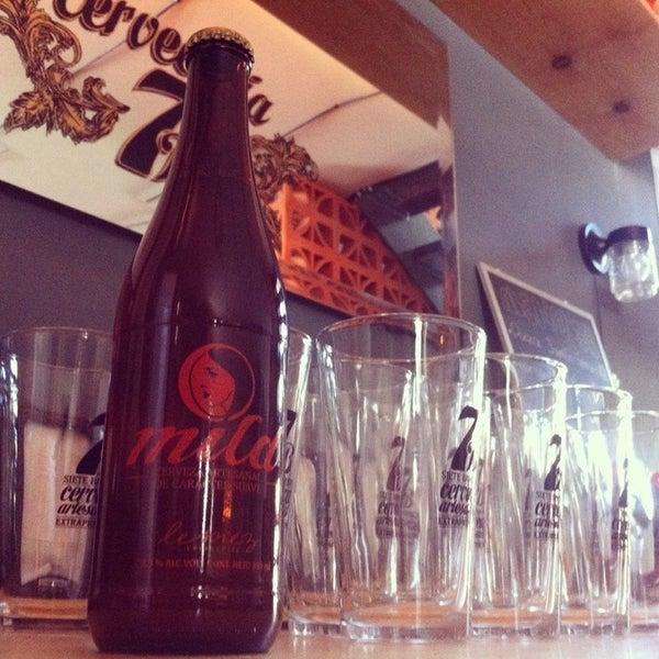 Foto tomada en Cervecería 7B por Alejandro N. el 4/12/2014