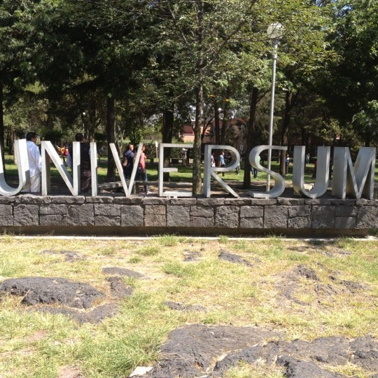 Photo prise au Universum, Museo de las Ciencias par Karlis L. le10/6/2012