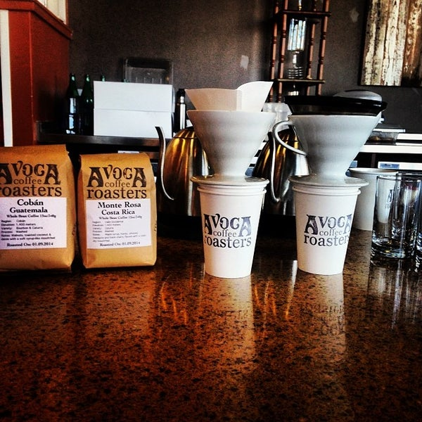 Photo taken at Avoca Coffee by Jimmy S. on 1/11/2014