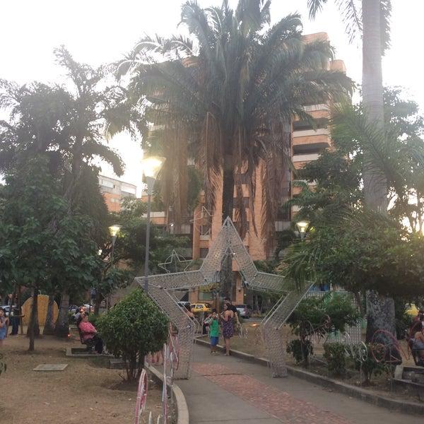 Photo taken at Parque Las Palmas by Jeniffer P. on 1/12/2017