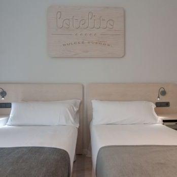 Foto tomada en Hotel Lotelito Valencia por community V. el 6/25/2014