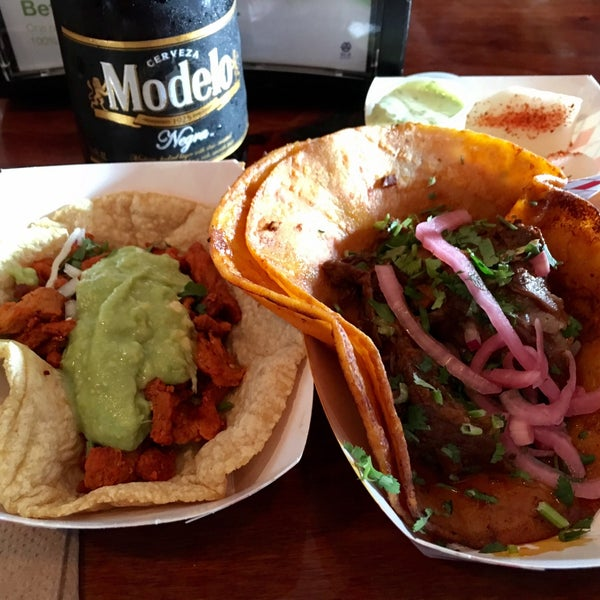 Photo taken at City Tacos by Nathan H. on 2/10/2017