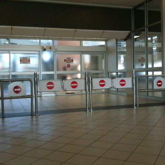 Photo taken at Saskatoon John G. Diefenbaker International Airport (YXE) by Lyndi F. on 10/11/2012