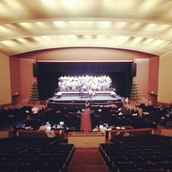 Photo taken at Lisner Auditorium by JR R. on 11/28/2012