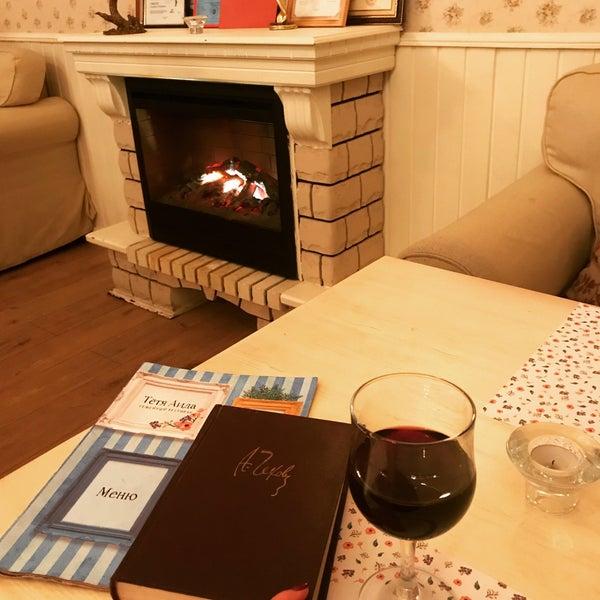 Уютная атмосфера, внимательное обслуживание. Харчо👍 Домашнее вино очень вкусное и хмельное😜