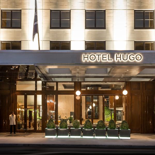 Hotel hugo hudson square 25 tips for Hugo s boutique hotel