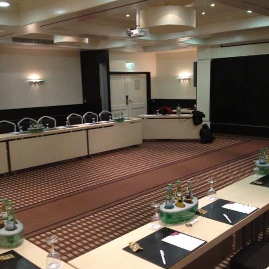 Crowne Plaza Hotel City Alster