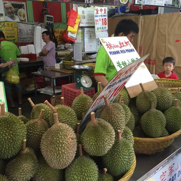 """Photo prise au """"Combat"""" Top Quality Durian par Patrick P. le7/5/2015"""