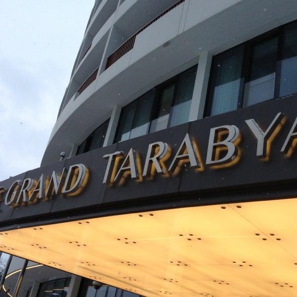 1/8/2013 tarihinde Doğukan K.ziyaretçi tarafından The Grand Tarabya'de çekilen fotoğraf