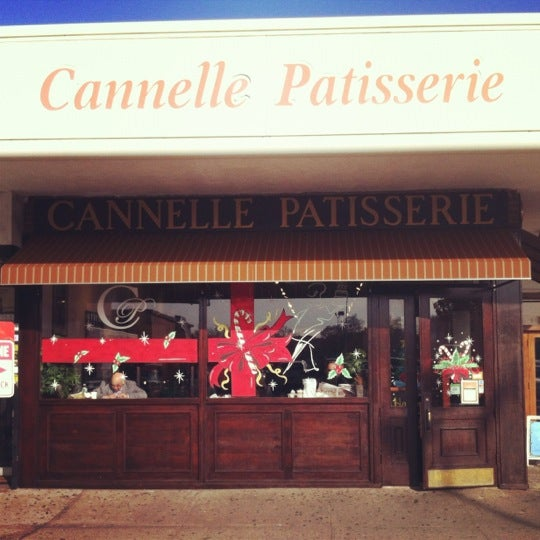 Photo taken at Cannelle Patisserie by Claude N. on 11/19/2012
