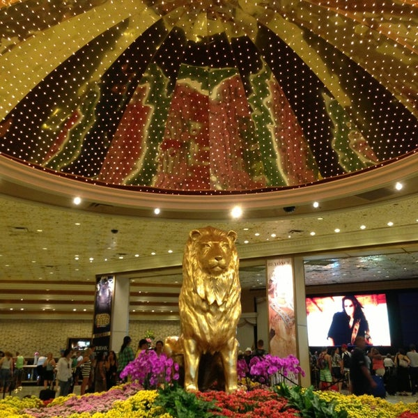 Photo taken at MGM Grand Hotel & Casino by Belinda T. on 6/9/2013