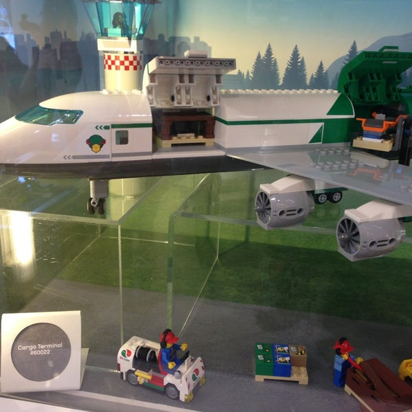 Photo taken at The LEGO Store by Marga C. on 8/31/2013