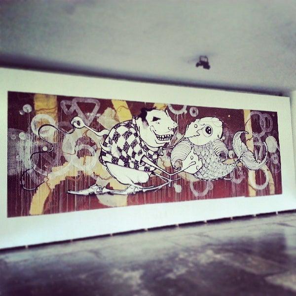 Foto tirada no(a) Museu Afrobrasil por Macarena G. em 6/24/2013