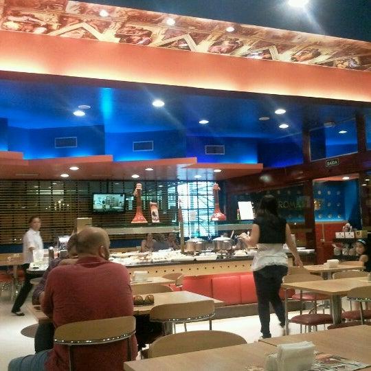 Photo taken at Confeitaria Romana by João L S. on 10/25/2012