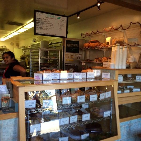 Photo taken at Bovine Bakery by Stephen T. on 12/28/2013