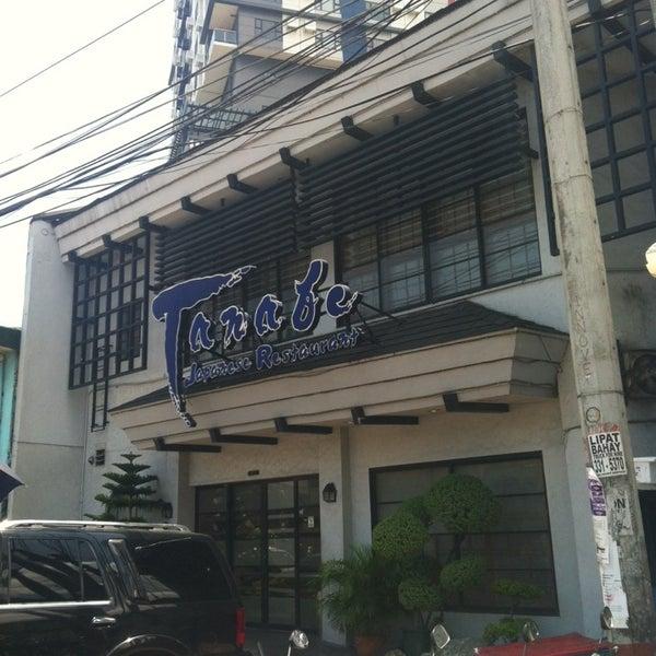 5/7/2014にJackie L.がTanabe Japanese Restaurantで撮った写真