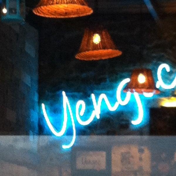 1/18/2014 tarihinde Ozlem A.ziyaretçi tarafından Yengeç Restaurant'de çekilen fotoğraf