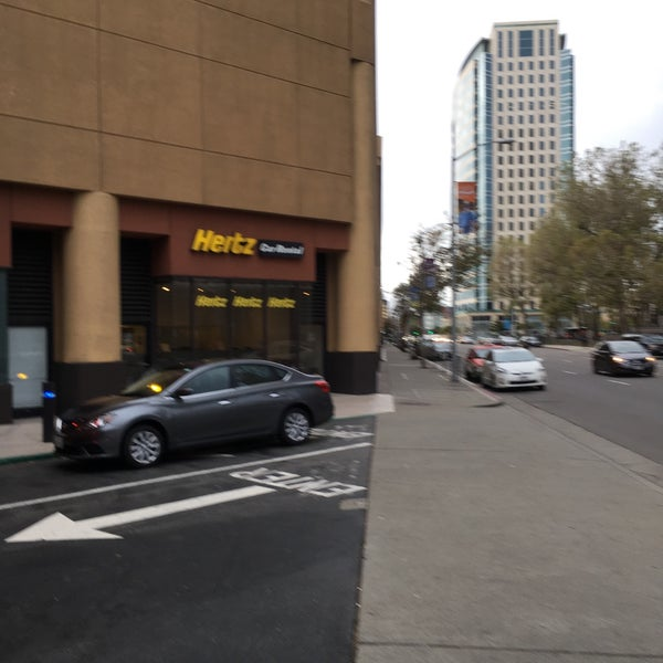 Hertz car rental seattle airport address