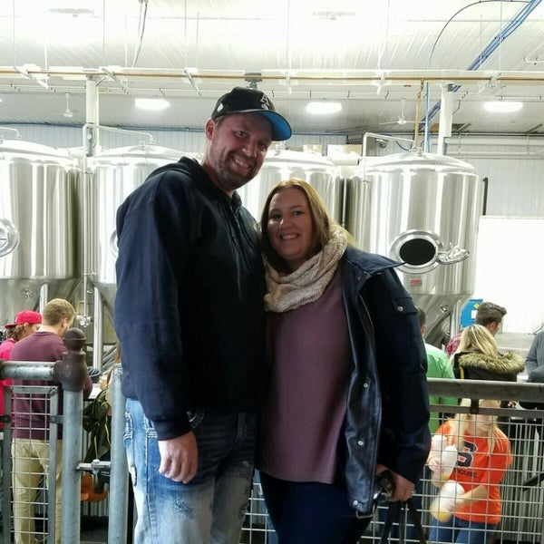 Photo taken at War Horse Brewery by Armand T. on 10/22/2016