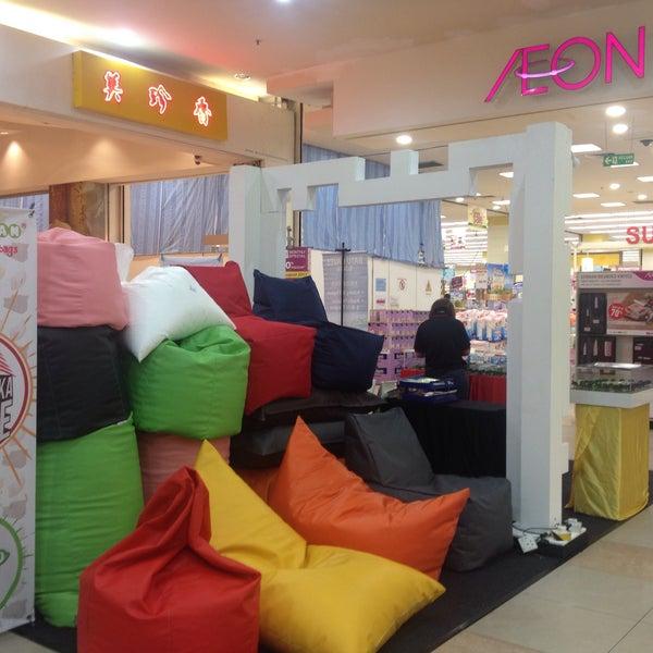Photo taken at AEON Metro Prima Shopping Centre by JAN &. on 8/9/2017