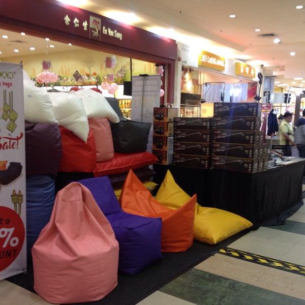 Photo taken at AEON Metro Prima Shopping Centre by JAN &. on 7/18/2017