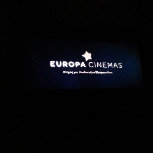 Photo taken at Kino Pod Baranami by Agnieszka M. on 7/14/2014
