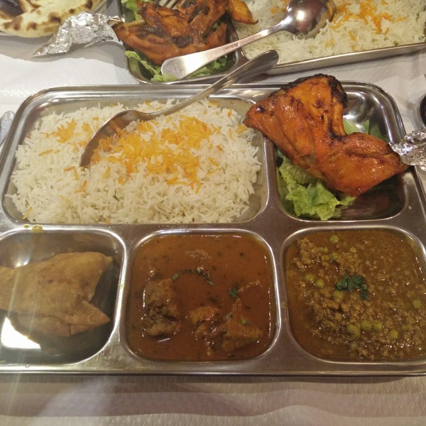 La rose du kashmir indian restaurant - Kashmir indian cuisine ...
