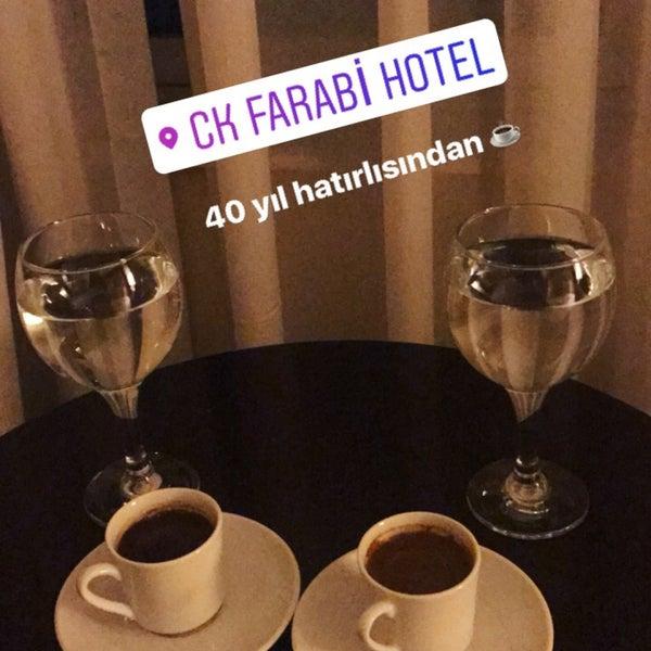 9/11/2017 tarihinde Özge A.ziyaretçi tarafından CK Farabi Hotel'de çekilen fotoğraf