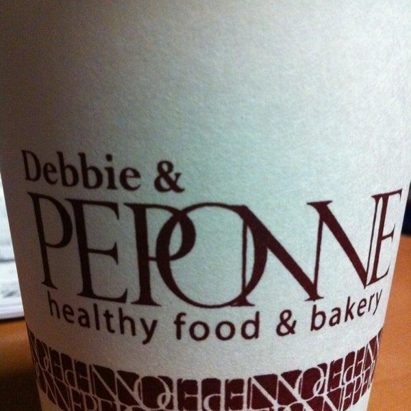 Foto tomada en Peponne Healthy Food & Bakery por Pancho el 6/8/2013