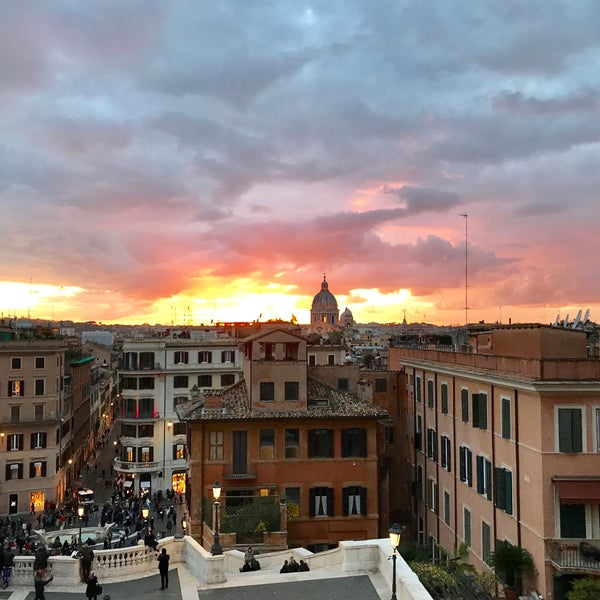 Das Foto wurde bei Hotel Dei Mellini von Kt F. am 2/8/2018 aufgenommen