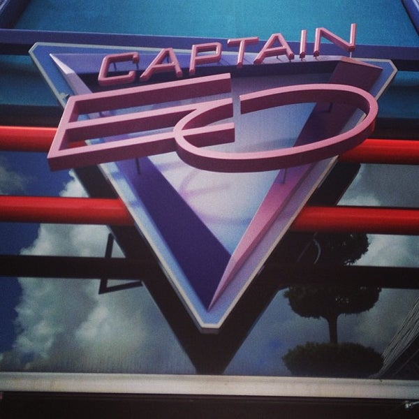 Photo taken at Captain EO by Dan P. on 8/9/2013
