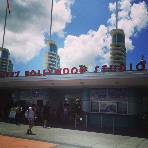 Photo taken at Disney's Hollywood Studios by Dan P. on 8/10/2013