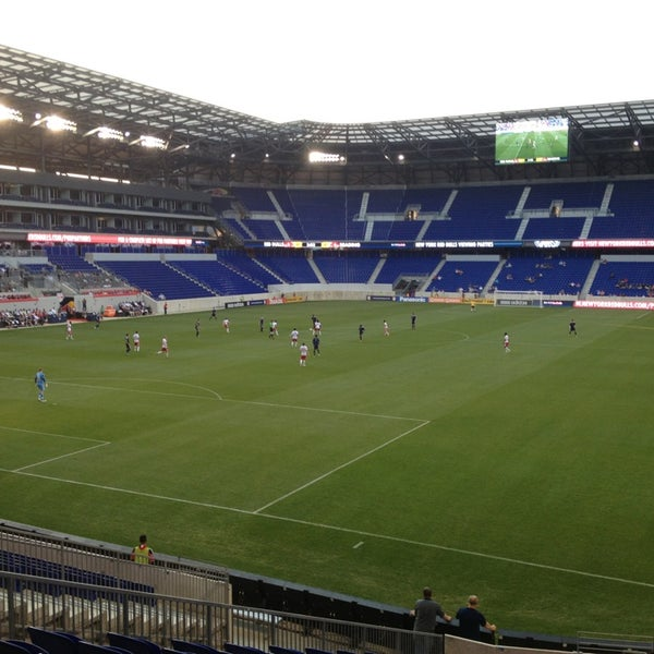 Garden State Ultras Section 133 (Now Closed) - Soccer Field