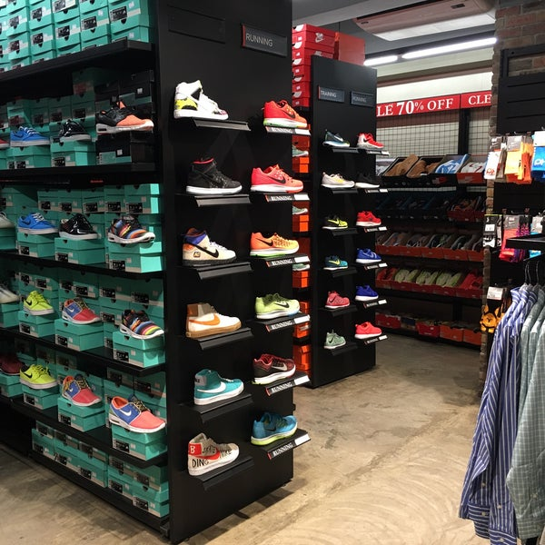 Rucker Sports And Lifestyle Outlet