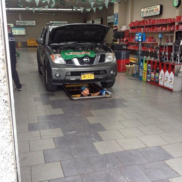 Castrol Gtx Lube Center And Car Wash