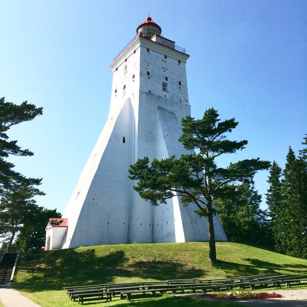 Photo taken at Kõpu tuletorn    Kõpu Lighthouse by Мария П. on 7/8/2016
