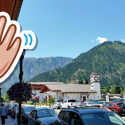 Photo taken at Town of Leavenworth by Yurban on 6/29/2017
