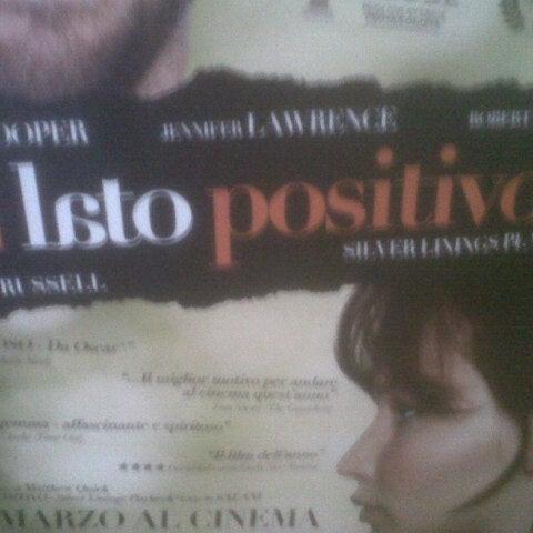 Foto scattata a Cinema Plinius Multisala da Federica L. il 3/10/2013