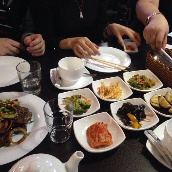 Foto tomada en Korean BBQ гриль por Katia M. el 3/6/2016