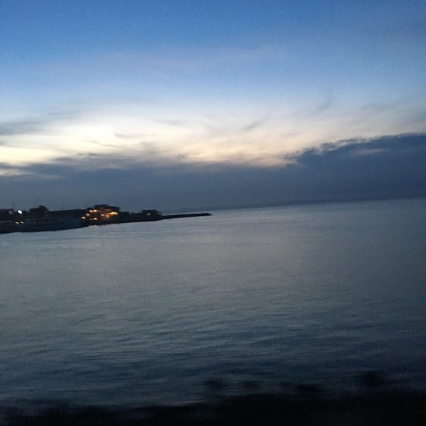 Photo taken at Playa Pichilingue by Lula S. on 12/22/2016