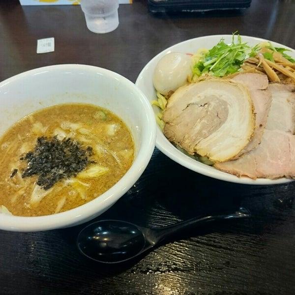 Photo taken at 手打ち麺処 暁天 by Tomoki T. on 4/30/2016