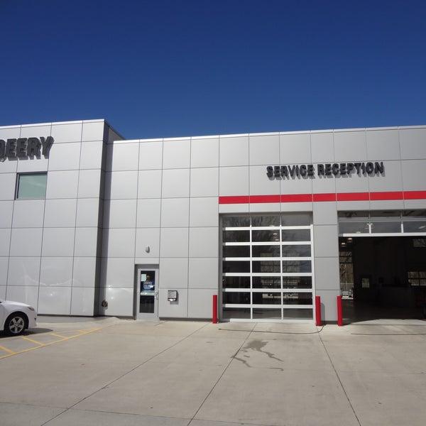Dan deery toyota auto dealership for Dan deery motors used cars