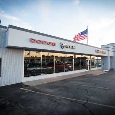Photos at K & M Dodge Ram - 4100 Plainfield Ave NE
