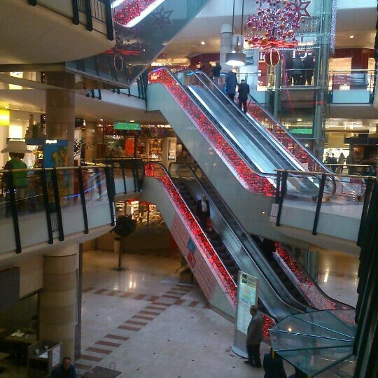 Photo taken at City 2 Shopping Mall by Hideo N. on 11/7/2015