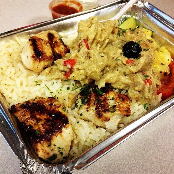 Photo taken at Hanci Turkish Cuisine by honeywhatscooking.com on 9/3/2014