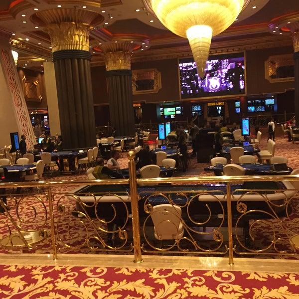 Foto scattata a Cratos Premium Hotel & Casino da Gürkay A. il 5/4/2015